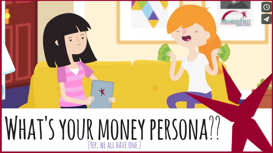 What's your money persona